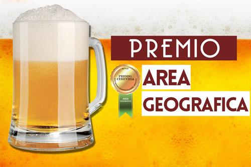 Premio Area Geografica