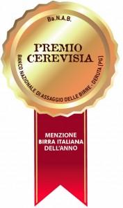 7. Logo Premio Cerevisia Menzione Speciale